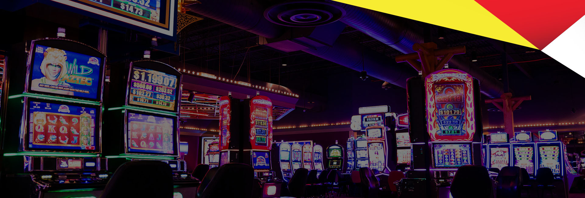 Hundreds of Casino Games