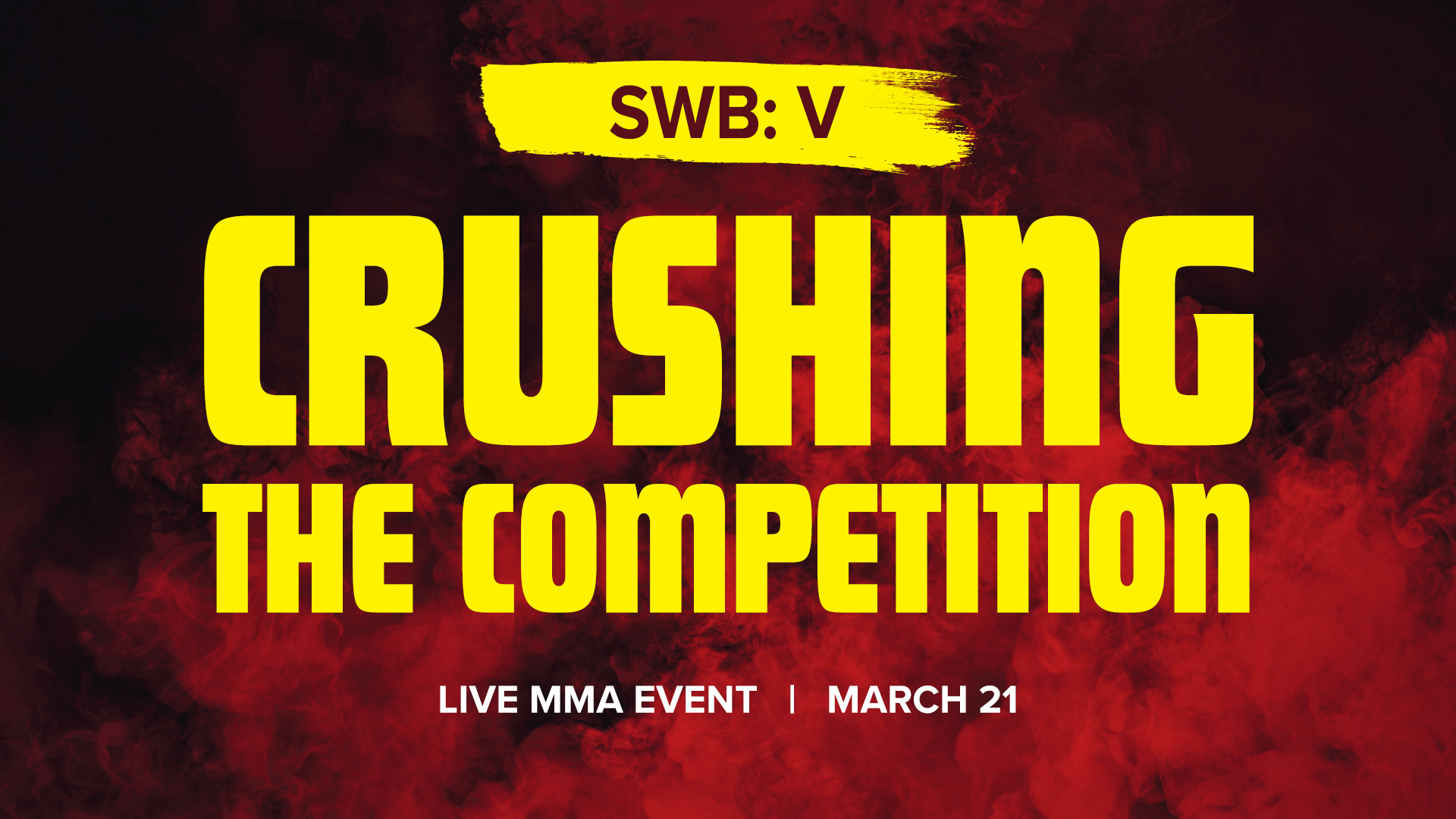 SWB V: Crushing The Competition